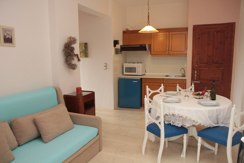 One Bedroom Apartment With Private Garden